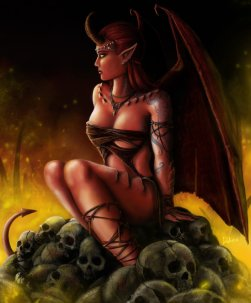 demon_woman_by_romandubina-d7i8g2x