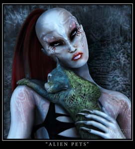 Alien_Pets_by_ladymadcat